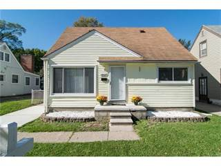 Single Family for sale in 18425 GAYLORD, Redford, MI, 48240
