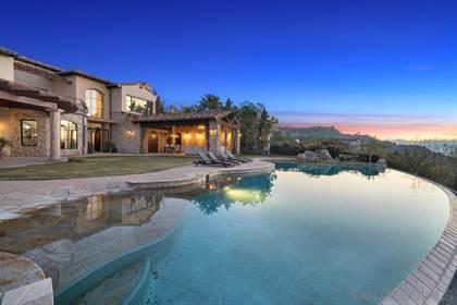 Residential Property for sale in 8044 Camino De Arriba, Rancho Santa Fe, CA, 92067
