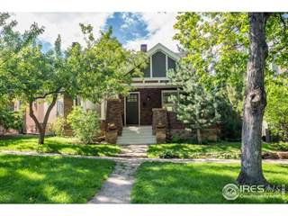 Single Family for sale in 1031 Lincoln Pl, Boulder, CO, 80302