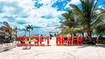 Lots And Land for sale in Beachfront at Secret Beach, Ambergris Caye, Belize