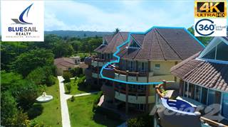 Residential Property for sale in 4K VIDEO! REDUCED! LARGE OCEANFRONT 3 BEDROOM PENTHOUSE, Cabarete, Puerto Plata