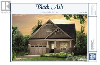 Single Family for sale in LOT 41 SELKIRK DRIVE, Huntsville, Ontario