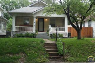 Single Family for sale in 1234 SW Jewell AVE, Topeka, KS, 66604