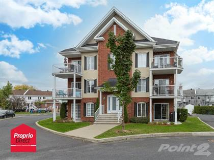 Condominium for sale in 1030 Boul. du Fort-St-Louis, Boucherville, Quebec, J4B0G5