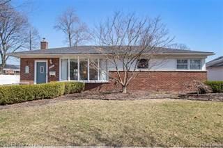 Single Family for sale in 35960 W Chicago Street, Livonia, MI, 48150