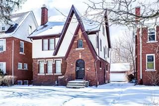Single Family for sale in 16523 LA SALLE Avenue, Detroit, MI, 48221
