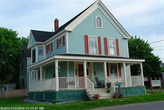 Single Family for sale in 16 Pleasant ST, Rockland, ME, 04841