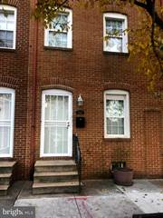 Townhouse for rent in 1321 E EAGER STREET, Baltimore City, MD, 21205