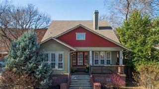 Single Family for sale in 614 N Cheyenne Avenue, Tulsa, OK, 74106