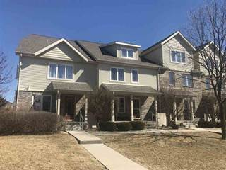 Townhouse for sale in 3936 MAPLE GROVE DR 6, Madison, WI, 53719