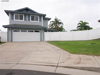 Single Family for sale in 21  Wehi Way, Kahului, HI, 96732