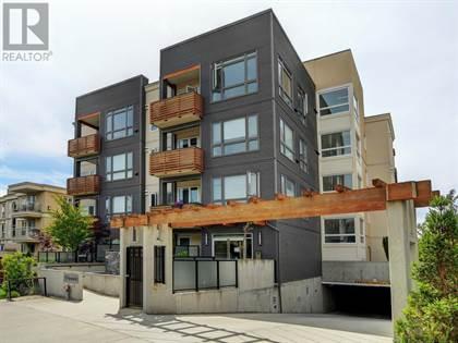 Single Family for sale in 317 Burnside Rd E 402, Victoria, British Columbia, V9A1A6