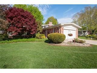Single Family for sale in 15491 ALPINE Drive, Livonia, MI, 48154