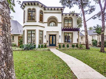 Residential Property for sale in 4715 W Amherst Avenue, Dallas, TX, 75209