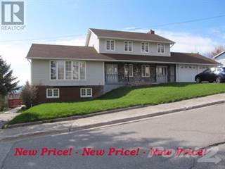 Single Family for sale in 27 RAYMOND Heights , Corner Brook, Newfoundland and Labrador