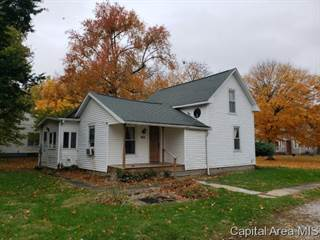 Single Family for sale in 200 E STAHL, Elkhart, IL, 62634