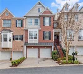 Townhouse for sale in 5836 Riverstone Circle 12, Atlanta, GA, 30339