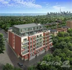Condo for sale in No address available, Toronto, Ontario, M4E 1R3