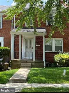 Residential Property for rent in 2061 E BELVEDERE AVENUE, Baltimore City, MD, 21239
