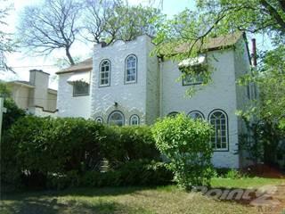Single Family for sale in 163 Kingston ROW, Winnipeg, Manitoba