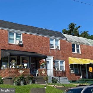 Residential Property for sale in 2462 TERRA FIRMA ROAD, Baltimore City, MD, 21225
