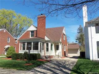 Single Family for sale in 255 S VERNON Street, Dearborn, MI, 48124