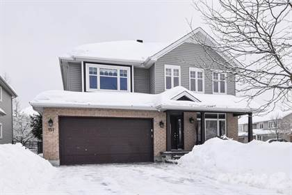 Residential Property for sale in 151 Hillman Marsh Way, Ottawa, Ontario, K1T 0A7
