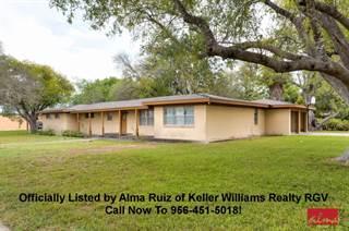 Single Family for sale in 200 Greenville Street, Elsa, TX, 78543