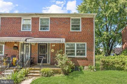 Residential Property for sale in 5223 FREDCREST RD, Baltimore City, MD, 21229