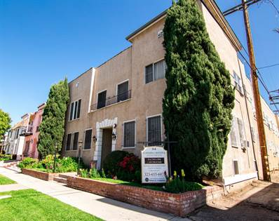 Apartment for rent in 314 North Sierra Bonita Avenue, Los Angeles, CA, 90036