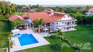 Residential Property for sale in Casa de Campo, Magnificent and Endless views of the Dye Fore Golf course, Casa De Campo, La Romana