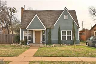 Single Family for sale in 1317 Vine Street, Abilene, TX, 79602