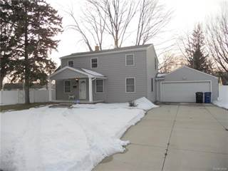 Single Family for sale in 11731 LUCERNE, Redford, MI, 48239