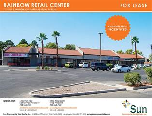 Retail Property for sale in 1113 South Rainbow Boulevard, Las Vegas, NV, 89117