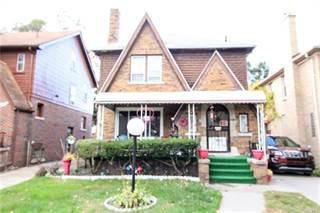 Single Family for sale in 18295 STOEPEL Street, Detroit, MI, 48221