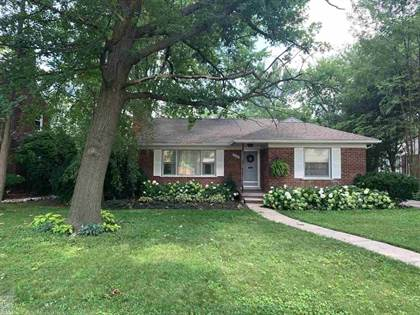 Residential for sale in 1120 Hampton Rd, Grosse Pointe Woods, MI, 48236
