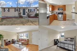Single Family for sale in 344 CECILTON S, Laurel, MD, 20724