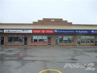 Office Space for rent in 419 DUNDAS Street E 6, Waterdown, Ontario