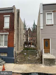 Lots And Land for sale in 302 E STERNER STREET, Philadelphia, PA, 19125