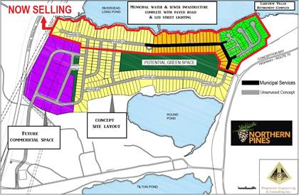 Lots And Land for sale in Northern Pines Subdivision, Spaniard's Bay, Newfoundland and Labrador, A0A 3X0