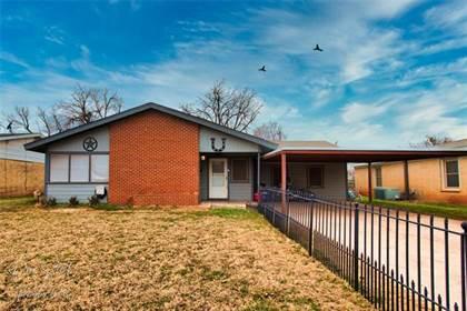 Residential Property for sale in 1958 N Mockingbird Lane, Abilene, TX, 79603