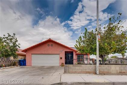 Residential Property for sale in 2113 Burnham Avenue, Las Vegas, NV, 89104