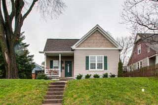 Single Family for sale in 511 S 9Th St, Nashville, TN, 37206