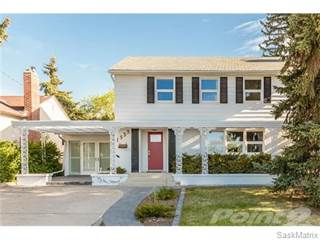 Single Family for sale in 1333 Temperance STREET, Saskatoon, Saskatchewan
