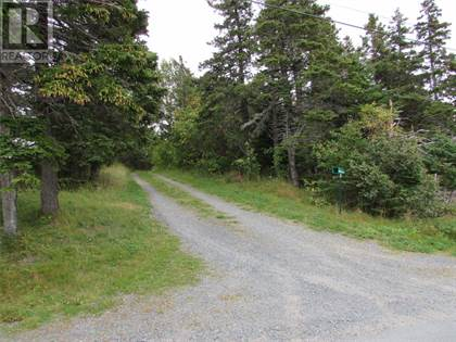 Vacant Land for sale in 54 POINT Road, Harbour Main - Chapel's Cove, Newfoundland and Labrador