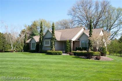 Residential Property for sale in 13464 DALEVIEW Court, Whitmore Lake, MI, 48178