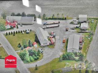 Farm And Agriculture for sale in 90 Rg de l'Église N., Saint-Marcel-de-Richelieu, Quebec, J0H1T0