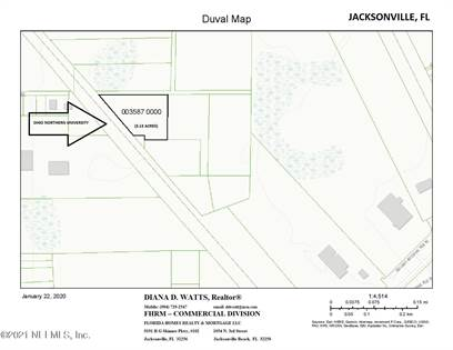 Lots And Land for sale in 0 UNION HEIGHTS RD, Jacksonville, FL, 32219