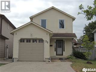Single Family for rent in 25 D'AMBROSIO Drive, Barrie, Ontario, L4N6V6