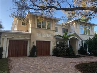 Single Family for sale in 300 2nd AVE N, Naples, FL, 34102